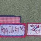 Happy 4th-5pc Mat Set