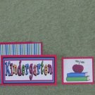 Kindergarten-5pc Mat Set