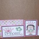 Princess-5pc Mat Set