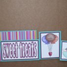 Sweet Treats-5pc Mat Set