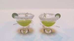 Traditional Margarita Earrings