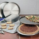 KTBAKE -Maxam 10pc Stainless Steel Bakeware Set.