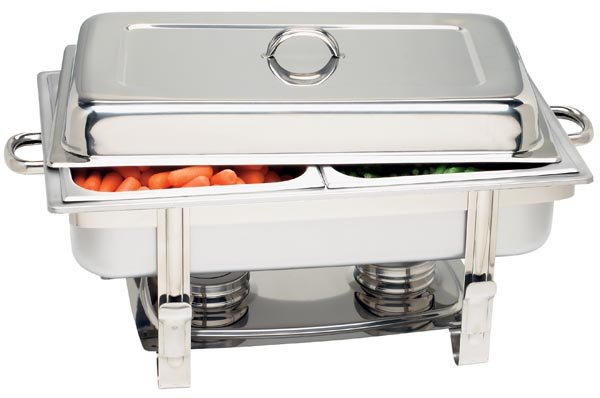 KTCHAF - Maxam Stainless Steel Chafing Dish