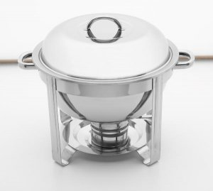 KTCHAFSM - Maxam Stainless Steel Chafing Dish
