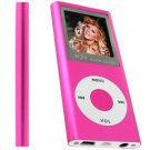 PREMIER� 2GB DIGITAL MP4 PLAYER in PINK
