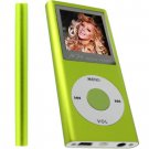 PREMIER 2GB DIGITAL MP4 PLAYER in GREEN
