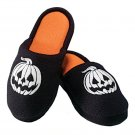 Large (9-10): Haunted Halloween Slippers - Avon