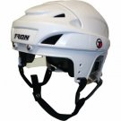 "20K Senior Hockey Helmet Medium 22.5"" - 24"" (White)"