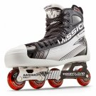 Mission Inhaler FL:5 Senior Inline Hockey Goalie Skates