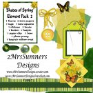 Shades of Spring Element Pack 2