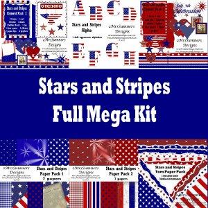 Stars and Stripes (Full Kit)