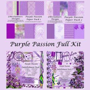 Purple Passion (Full Kit)