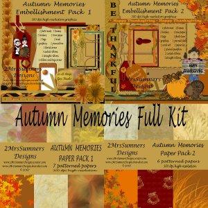 Autumn Memories (Full Kit)