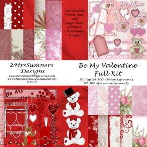 Be My Valentine (Full Kit)