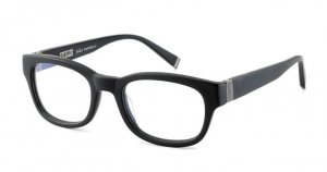 John Varvatos V337 Eyeglasses Black