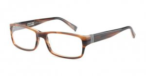 John Varvatos V339 Eyeglasses Brown