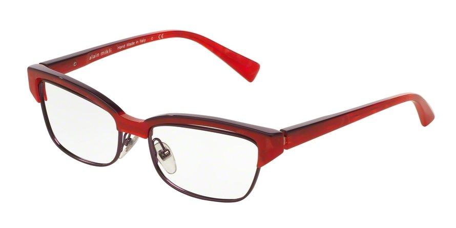 Alain Mikli 0A03056 Red Optical