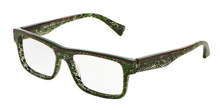 Alain Mikli 0A03047 Green Optical