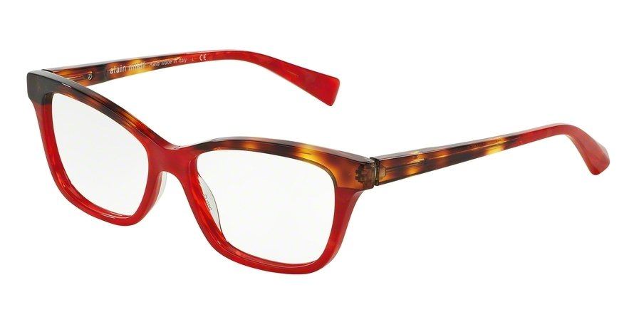 Alain Mikli 0A03037 Red Optical