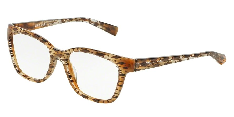 Alain Mikli 0A03035 Brown Optical