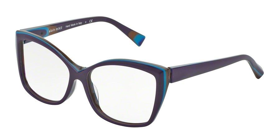 Alain Mikli 0A03011 Violet Optical