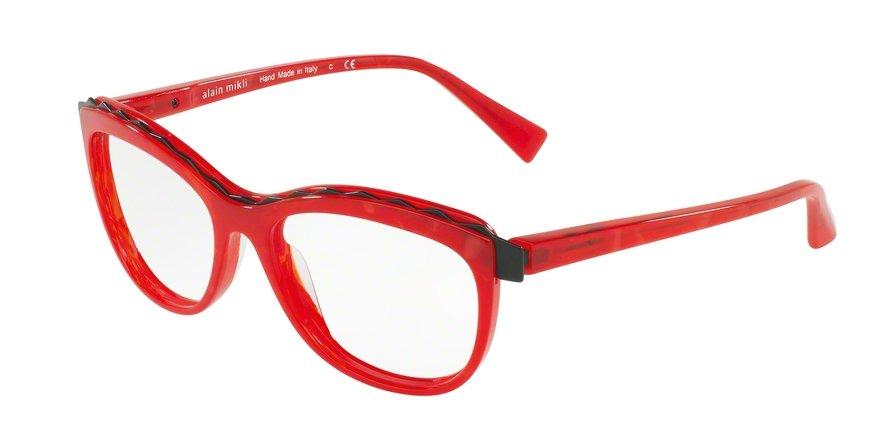 Alain Mikli 0A02019 Red Optical