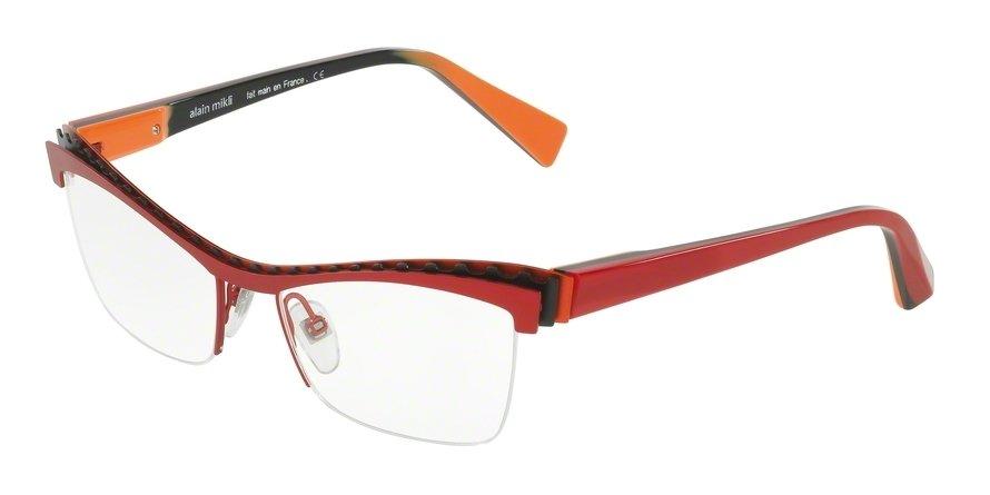 Alain Mikli 0A02017 Red Optical