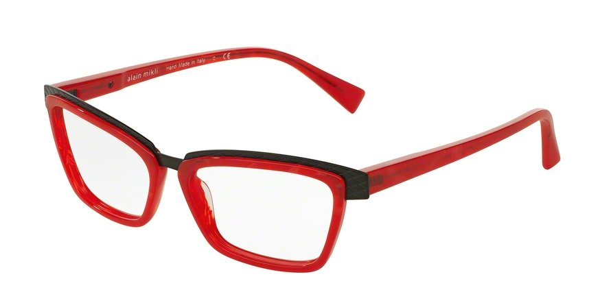 Alain Mikli 0A02015 Red Optical