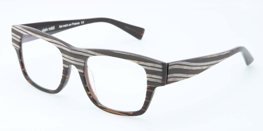 Alain Mikli 0A01345 MATT TORTOISE-SHINY TORTOISE Optical
