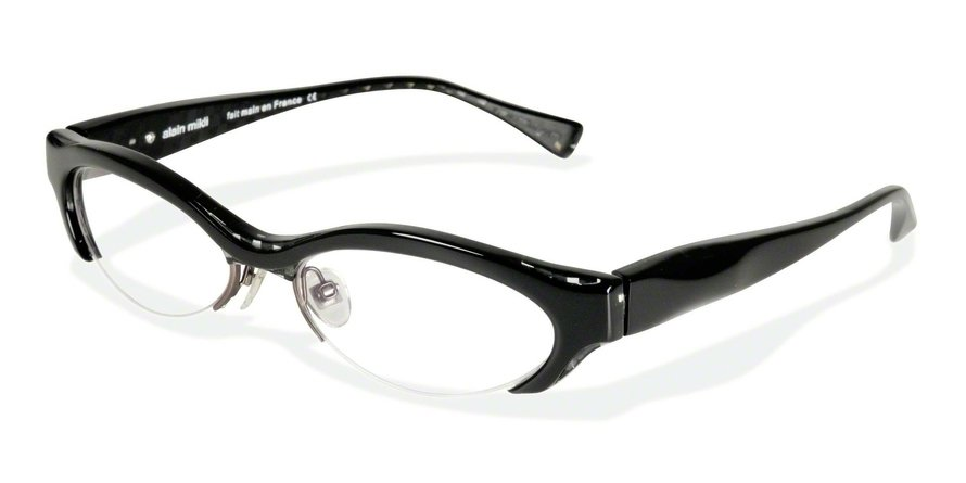 Alain Mikli 0A01286 BLACK/CHECK CRYSTAL BLACK Optical