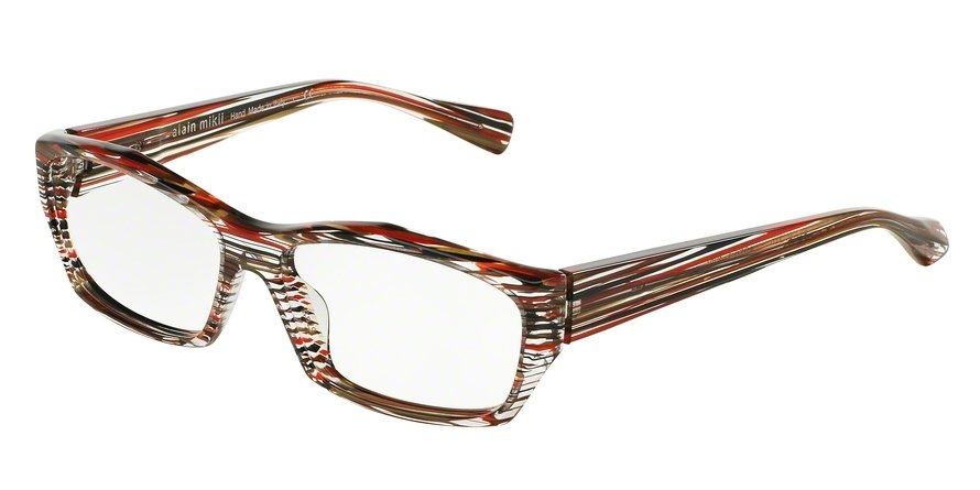 Alain Mikli 0A01264 Red Optical