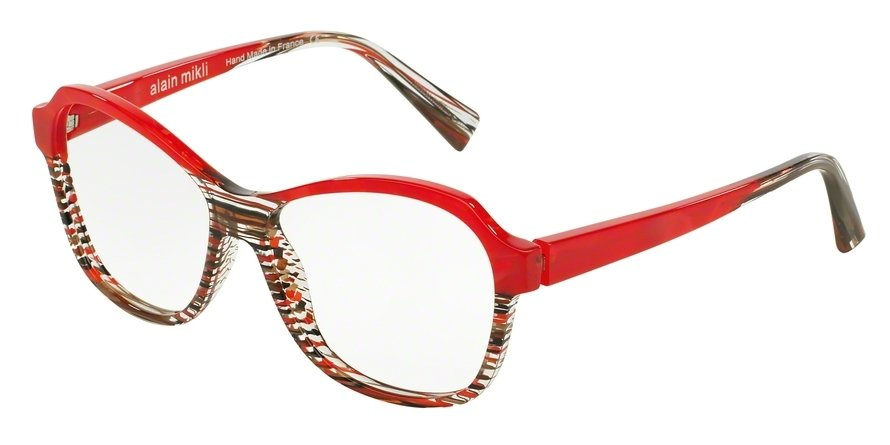 Alain Mikli 0A01261 Red Optical