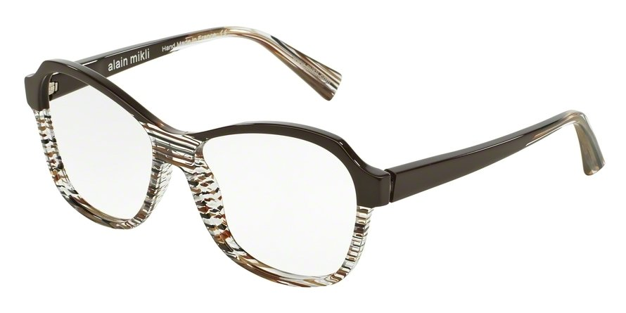 Alain Mikli 0A01261 Brown Optical
