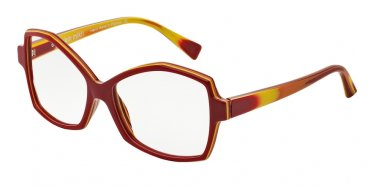 Alain Mikli 0A01259 MULTYLAYER RED/ORANGE/YELLOW Optical