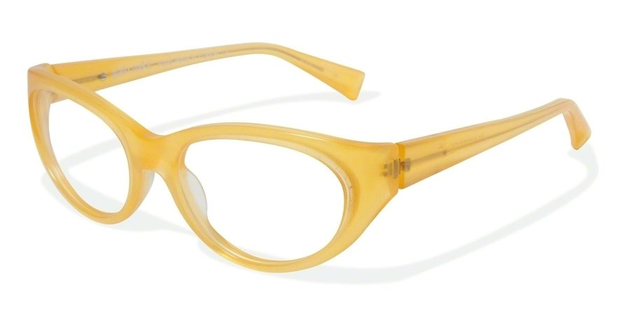 Alain Mikli 0A01236 Yellow Optical