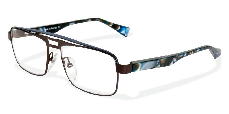 Alain Mikli 0A01223 CHOCOLATE BLUE-MAKE UP BROWN Optical
