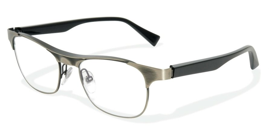 Alain Mikli 0A01221 PATINA GOLD - BLACK Optical