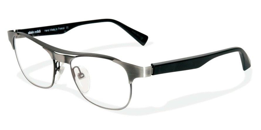 Alain Mikli 0A01221 PATINA SILVER - BLACK Optical
