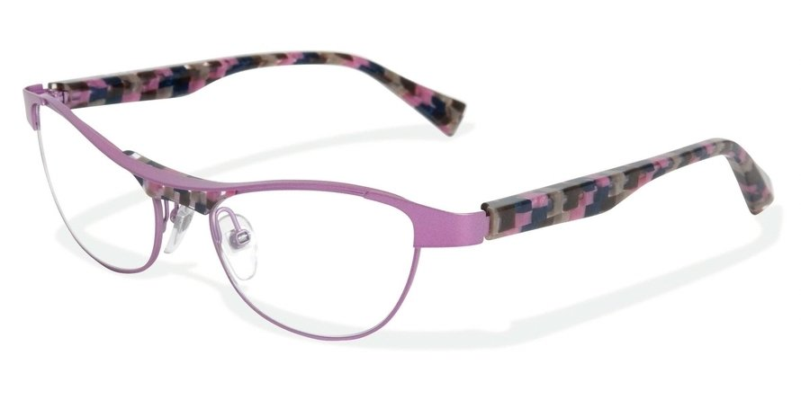 Alain Mikli 0A01220 PINK LAV-PINK NAVY BROWN GREY Optical