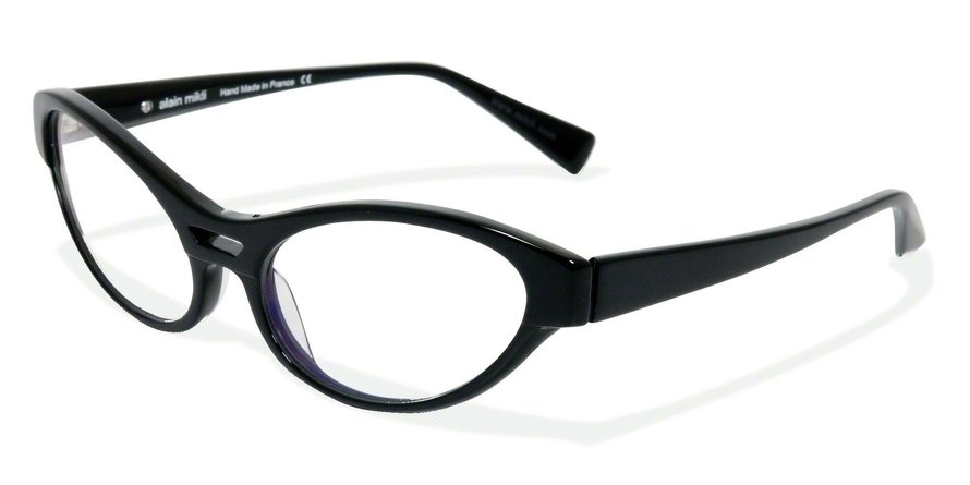 Alain Mikli 0A01215 BLACK Optical