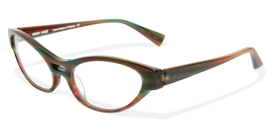 Alain Mikli 0A01215 MULTICOLORED TURTLE Optical