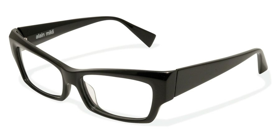 Alain Mikli 0A01211 BLACK Optical