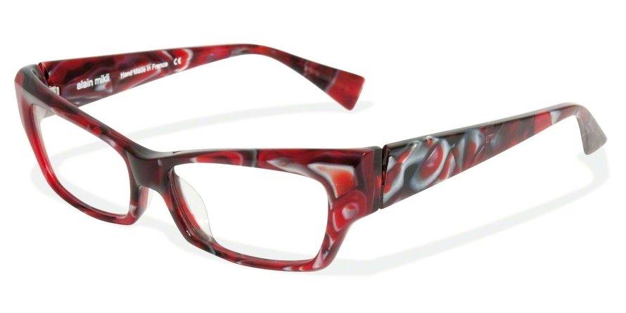 Alain Mikli 0A01211 RED Optical
