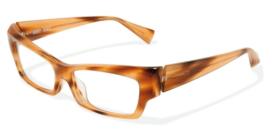 Alain Mikli 0A01211 BROWN-TORTOISE Optical