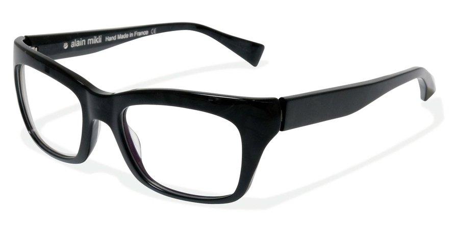 Alain Mikli 0A01210 PEARLY BLACK/BLACK Optical