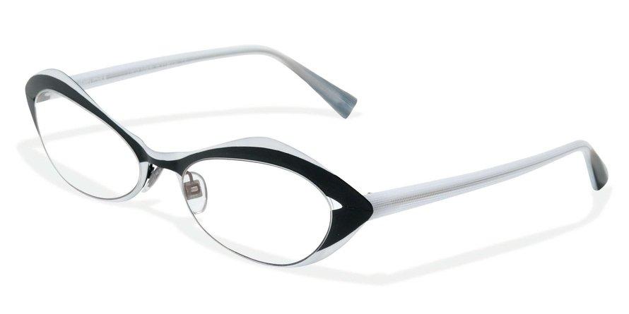 Alain Mikli 0A01114 BLACK-WHITE Optical