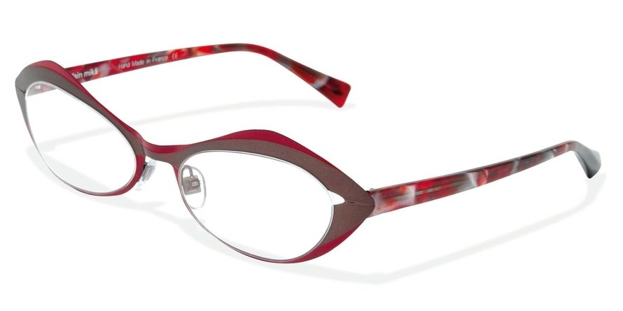 Alain Mikli 0A01114 LIGHT WALNUT-RED Optical