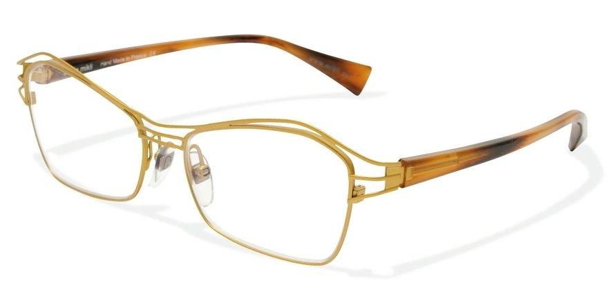Alain Mikli 0A01113 GOLD YELLOW Optical