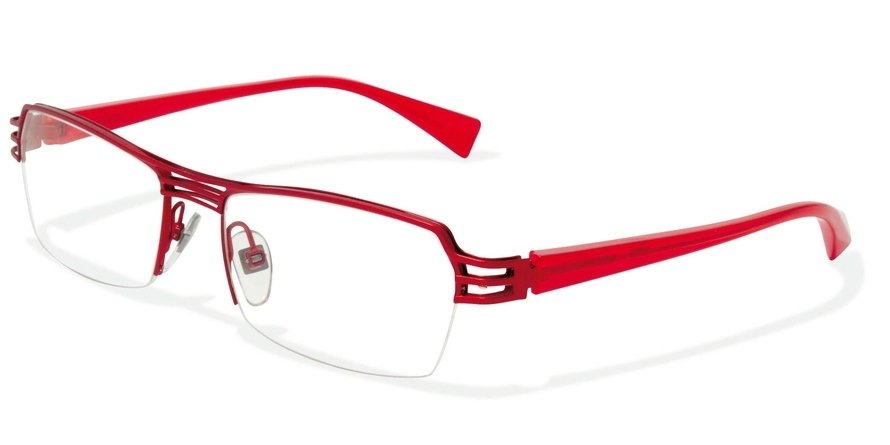 Alain Mikli 0A01107 RED Optical