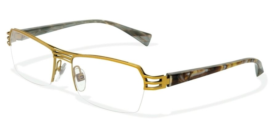 Alain Mikli 0A01107 GOLDEN YELLOW Optical